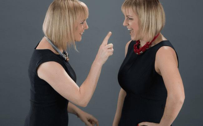 Debra Searle - Debra with Hayley