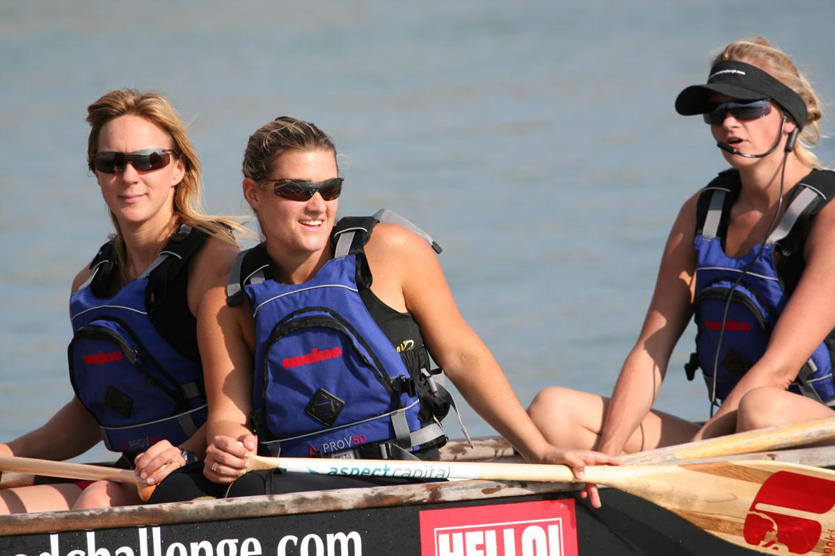 Debra Searle - English Channel Challenge