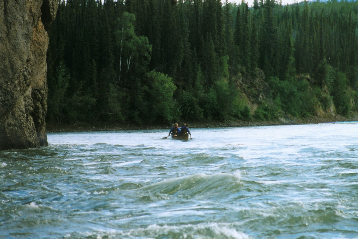 Debra Searle - Yukon River Quest