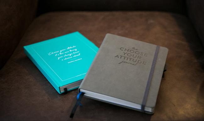 Debra Searle - Choose Your Attitude Journal