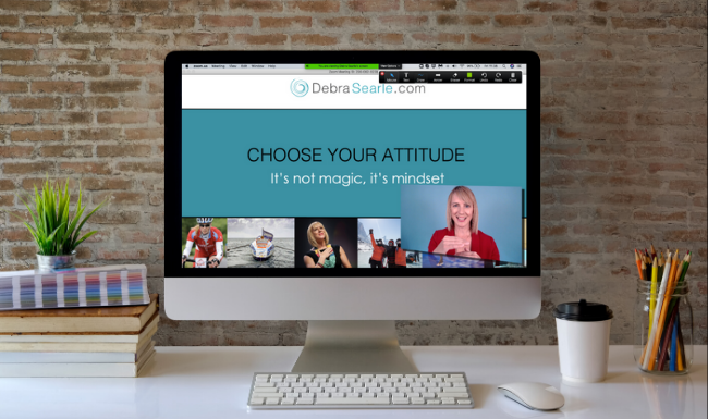 Debra Searle - Virtual Experiences