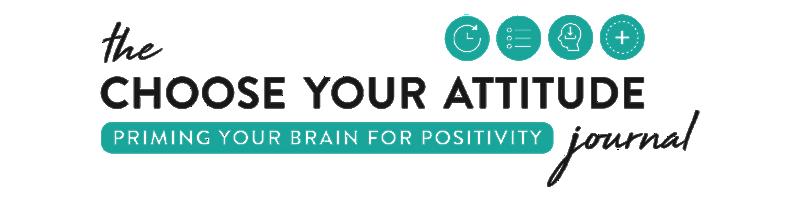 Debra Searle - Choose Your Attitude Journal logo