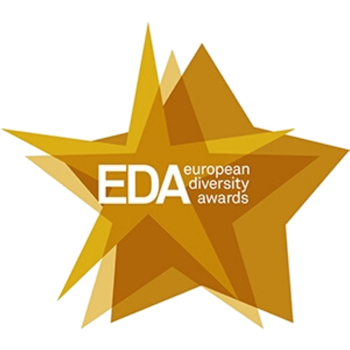 Debra Searle - European Diversity Awards logo