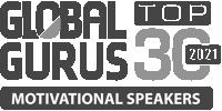 Debra Searle - Global Guru's 2021 logo