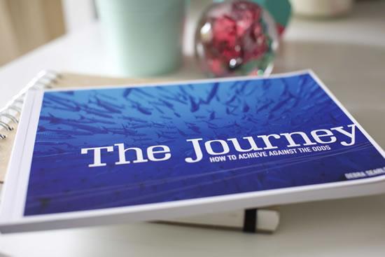 Debra Searle MVO MBE - The Journey book