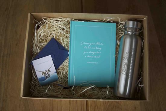 Debra Searle MVO MBE - Gift box