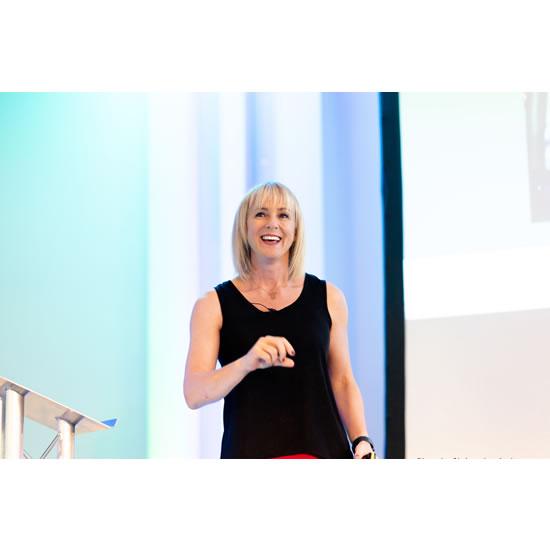 Debra Searle - Conference speaking