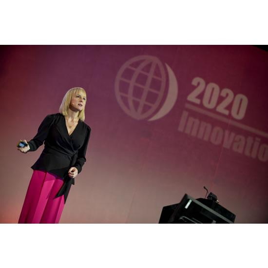 Debra Searle - Innovation Summit 2020