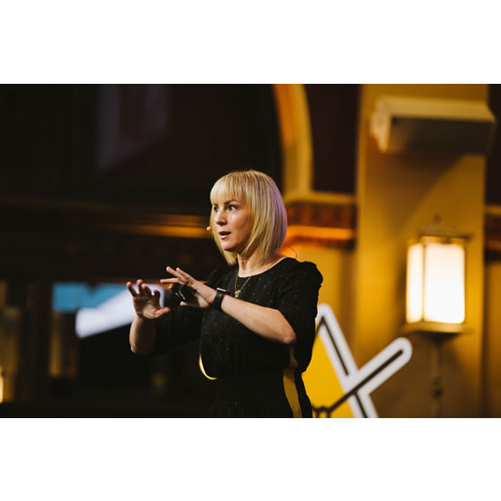 Debra Searle - Yellowship Keynote Session